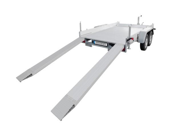 Anssems Anhäger AMT-1500 Fahrzeugtransporter gebremst 340x170 cm